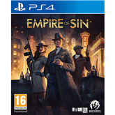 PS4 game Empire of Sin