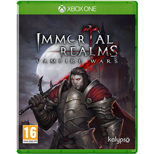 Spēle priekš Xbox One, Immortal Realms: Vampire Wars 4020628714734