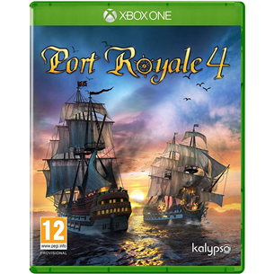 Xbox One game Port Royale 4