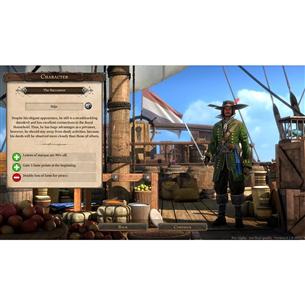 Игра Port Royale 4 для Nintendo Switch