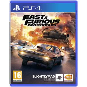 Игра Fast & Furious Crossroads для PlayStation 4 3391892009064