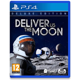 Spēle priekš PlayStation 4, Deliver Us The Moon: Deluxe Edition