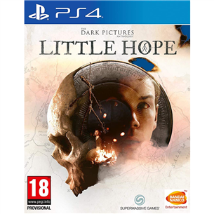 Spēle priekš PlayStation 4, The Dark Pictures Anthology: Little Hope 3391892007824
