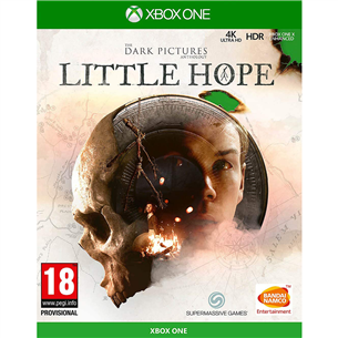 Игра The Dark Pictures Anthology: Little Hope для Xbox One