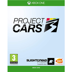 Xbox One game Project CARS 3