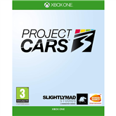 Игра для Xbox One, Project CARS 3