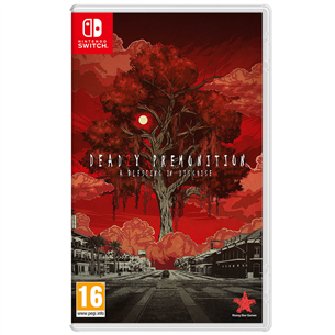 Switch game Deadly Premonition 2: A Blessing in Disguise