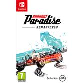 Игра для Nintendo Switch, Burnout Paradise Remastered