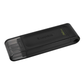 USB-C zibatmiņa DataTraveler 70, Kingston / 32GB