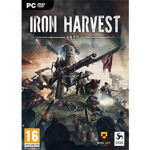 PC game Iron Harvest 1920+ 4020628718947