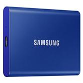 Ārējais SSD cietais disks T7, Samsung / 500 GB
