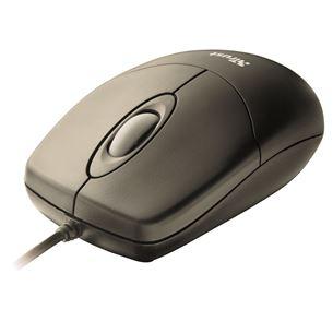 Optiskā pele, Trust