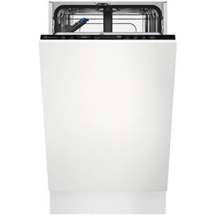 Iebūvējama trauku mazgājamā mašīna, Electrolux / 9 komplektiem EEG62300L