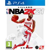 Spēle priekš PlayStation 4, NBA 2K21