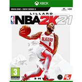 Игра NBA 2K21 для Xbox One