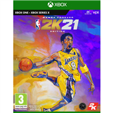 Xbox One game NBA 2K21 Mamba Forever Edition