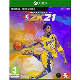 Игра NBA 2K21 Mamba Forever Edition для Xbox One