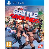 Spēle priekš PlayStation 4, WWE 2K Battlegrounds