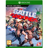 Spēle priekš Xbox One, WWE 2K Battlegrounds