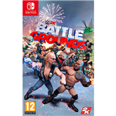 Spēle priekš Nintendo Switch, WWE 2K Battlegrounds