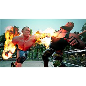 Игра для Nintendo Switch, WWE 2K Battlegrounds