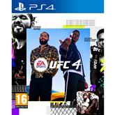 PS4 game UFC 4