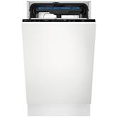 Iebūvējama trauku mazgājamā mašīna, Electrolux / 10 komplektiem