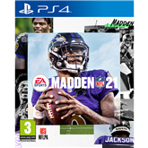 PS4 game Madden NFL 21
