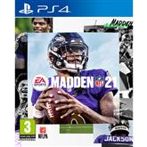 Spēle priekš PlayStation 4, Madden NFL 21