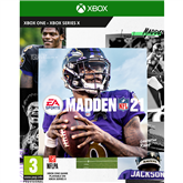 Spēle priekš Xbox One, Madden NFL 21