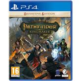 Spēle priekš PlayStation 4, Pathfinder: Kingmaker Definitive Edition