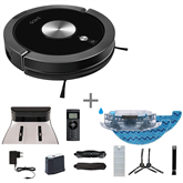 Robot vacuum and mop ZACO A9s