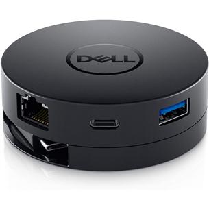Adapteris USB-C / USB; HDMI; VGA; LAN, Dell