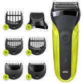 2in1 Shaver + beard trimmer Braun Series 3