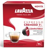 Coffee capsules Lavazza Nescafe Dolce Gusto Espresso Cremoso