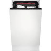 Интегрируемая посудомоечная машина AEG (10 комплектов посуды)