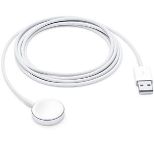 Bezvadu lādētājs Apple Watch Magnetic Charging Cable (2m) MX2F2ZM/A