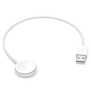 Bezvadu lādētājs Apple Watch Magnetic Charging Cable (0.3m) MX2G2ZM/A