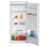 Iebūvējams ledusskapis, Beko (122 cm)