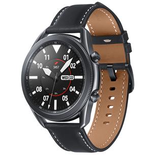 Viedpulkst. Galaxy Watch 3, 45mm, LTE, melns