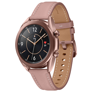 Viedpulkst. Galaxy Watch 3, 41mm, LTE, bronza