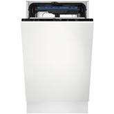 Интегрируемая посудомоечная машина Electrolux (10 комплектов посуды)
