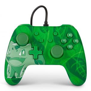 Controller PowerA Tonal Bulbasaur