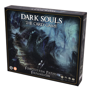 Kāršu spēle Dark Souls: Forgotten Paths Expansion