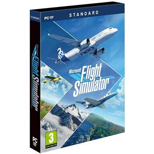 Компьютерная игра Microsoft Flight Simulator 2020 4015918149440