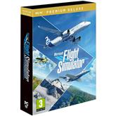 Компьютерная игра Microsoft Flight Simulator 2020: Premium Deluxe