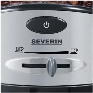 Kafijas dzirnaviņas, Severin