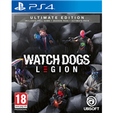 Игра Watch Dogs: Legion Ultimate Edition для PlayStation 4