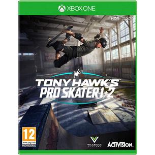 Игра Tony Hawks Pro Skater 1+2 для Xbox One