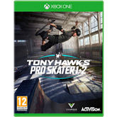 Spēle priekš Xbox One, Tony Hawks Pro Skater 1+2